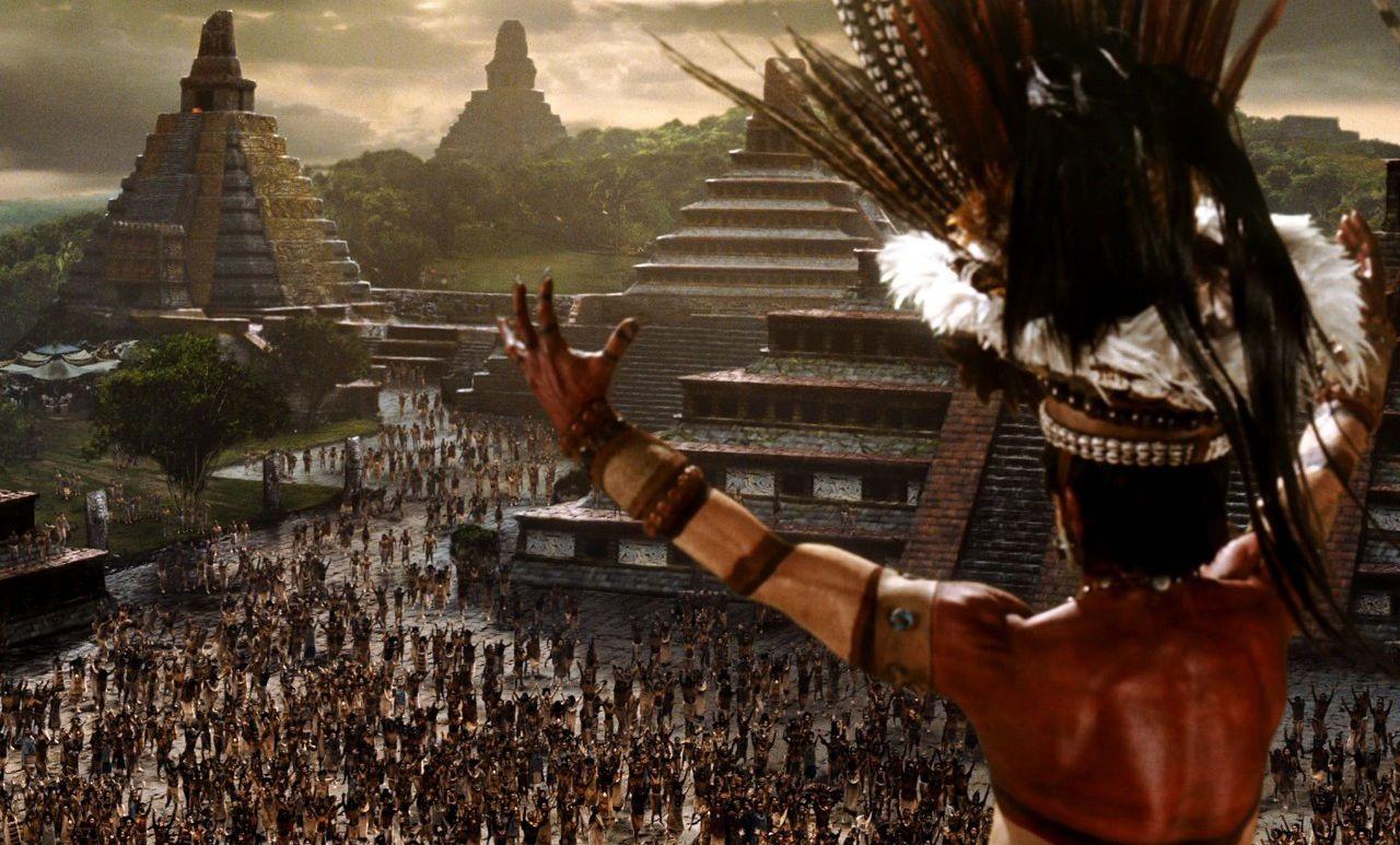长期以来不少人认为玛雅文明的源头是古代的中国